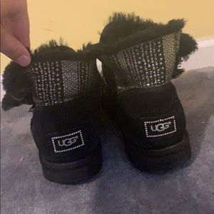 Authentic UGG boots, size 9, box included